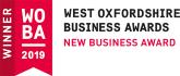 WOBA New Business Award Winner