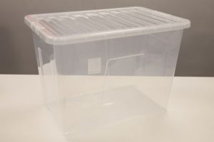 Large Plastic Storage Box
