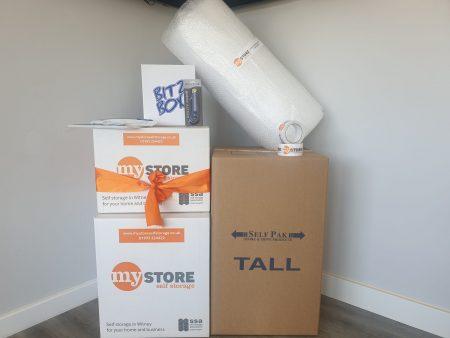 Large Moving Bundle